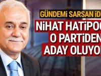 Gündemi sarsan iddia! Nihat Hatipoğlu o partiden aday oluyor...