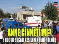 Adana'da 3 Çocuk Evde Öldürülmüş Olarak Bulundu