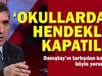 """Türkgün yazarı Orhan Karataş'tan çarpıcı """"öğrenci andı"""" yorumu"""