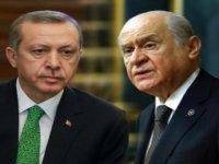 Erdoğan'dan Devlet Bahçeli'ye ittifak cevabı