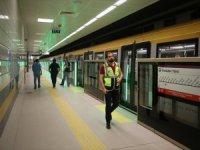 Üsküdar-Çekmeköy Metro Hattı, İlk Günde 179 Bin 612 Yolcu Taşıdı
