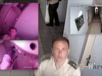 Darbeci Üsteğmen Parçaladığı Kamera Tarafından Kaydedildi