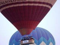 Bakan Ersoy, Kapadokya'yı Kuşbakışı İzledi