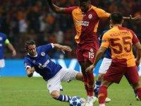 Galatasaray, Almanya'da Schalke Deplasmanında