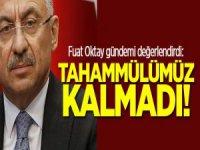Oktay: Türkiye Sınırında Terör Tehdidine Müsaade Etmeyecektir