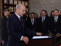 Ülkü Ocakları Genel Başkanı Olcay Kılavuz'dan 10 Kasım Mesajı
