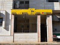 Ptt Afrin'de Şube Açıyor