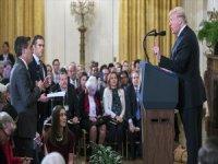 CNN Televizyonu Beyaz Saray'a Dava Açtı