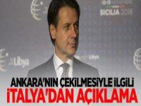 Türkiye'nin Libya Konferansı'ndan Çekilmesinden Dolayı Üzgünüz