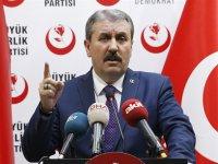 BBP Lideri Destici'den Diyanet İşleri Başkanı Ali Erbaş açıklaması