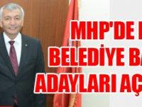 MHP'de Bazı Belediye Başkan Adayları belli oldu