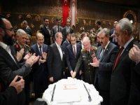 KKTC'nin Kuruluşunun 35. Yıl Dönümü Ankara'da da Kutlandı