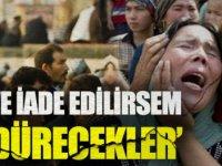 Uygur Türk'ü: ''Beni Çin'e teslim etmeyin''