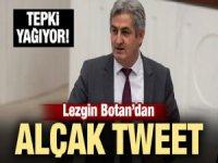 HDP'li Lezgin Botan'dan Alçak Tvit