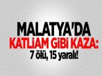 Katliam Gibi Midibüs Kazası: 7 Ölü 15 Yaralı