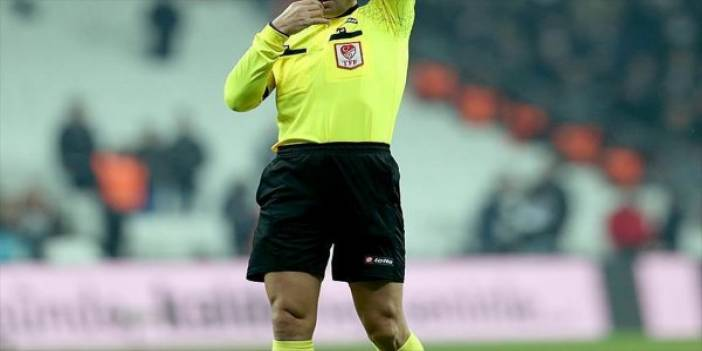 Futbolda 3. Haftanın Hakemleri Açıklandı
