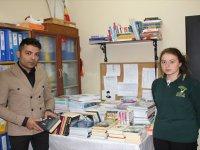 Kampanya İle 5 Bin Kitap Topladılar
