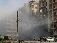 Esad Rejimi İdlib'i Vuruyor