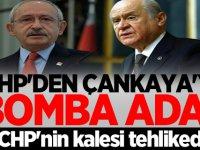 CHP'nin kalesi tehlikede: MHP'den Çankaya'ya bomba aday