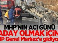 MHP'nin Acı Günü! Aday olmak için MHP Genel Merkez'e gidiyordu hayatını kaybetti