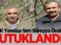 PKK Yandaşı Sırrı Süreyya Önder tutuklandı