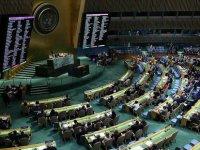 BM Genel Kurulu, ABD'nin Hamas Tasarısını Reddetti