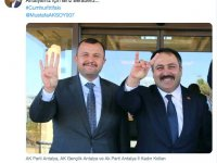 Antalya'da Cumhur İttifakı Başladı