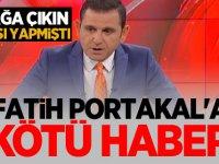 Fatih Portakal'a Kötü Haber! Harekete geçildi