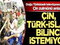 Çin, Türk-bilinci istemiyor