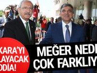 Abdullah Gül parti mi kuruyor? Kılıçdaroğlu görüşmesiyle ilgili bomba iddia!