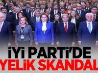 İYİ Parti'de üyelik skandalı