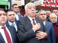 MHP Yozgat Belediye Başkan Adayı Erdemir, Coşkuyla Karşılandı