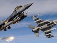 Hava Harekatıyla 13 Terörist Etkisiz Hale Getirildi