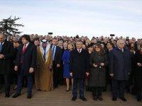 Fuat Oktay, Zurabişvili'nin Göreve Başlama Törenine Katıldı