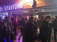 Ataköy-Bahçelievler metro yolunda intihar