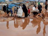 Selin Vurduğu Suriyeli Sığınmacılar Yardım Bekliyor