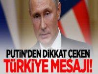 Putin: Türkiye İle Beraber...