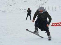 Güneydoğu'nun 'Uludağ'ında Kayak Sezonu Açıldı
