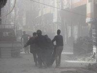 Suriye'de 2018'de Yaklaşık 7 Bin Sivil Öldü