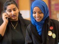 ABD'li Müslüman Siyasetçiden Anlamlı Paylaşım