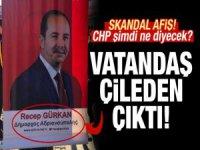 Bizanslı-CHP'li Belediye Başkanı Vatandaşı Çıldırttı