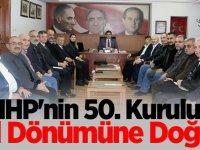 MHP'nin 50. Kuruluş Yıl Dönümüne Doğru