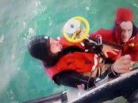 Karadeniz'de Adeta 'Titanik' Kabusunu Yaşadılar
