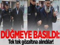 HTŞ'liler Tek Tek Gözaltına Alındılar!
