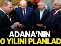 Hüseyin Sözlü 'Adana'nın 100 yılını planladık'