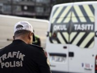 167 Okul Servisi Trafikten Men Edildi