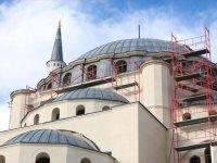 Balkanlar'ın En Büyük Camisi Yıl Sonu İbadete Açılacak
