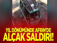 Afrin'de Alçak Saldırı: 2 Ölü, 8 Yaralı