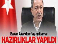 Mehmetçik Zeytin Dalı Harekatı'nda Destan Yazmıştır