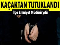 Emniyet Müdürü, Kaçakçılıktan Tutuklandı